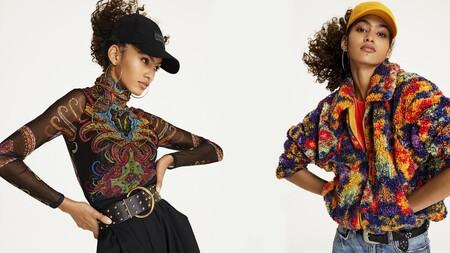 Hasta un 30% de descuento en todo tipo de prendas para mujer en Desigual: vestidos, chaquetas, sudaderas y más