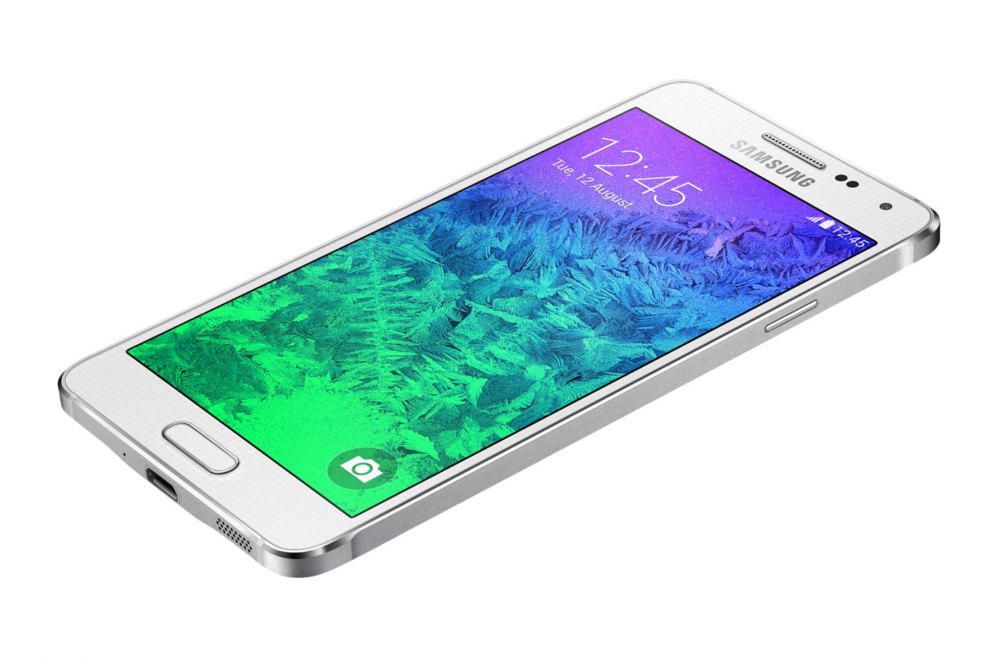 Foto de Samsung Galaxy Alpha (5/12)