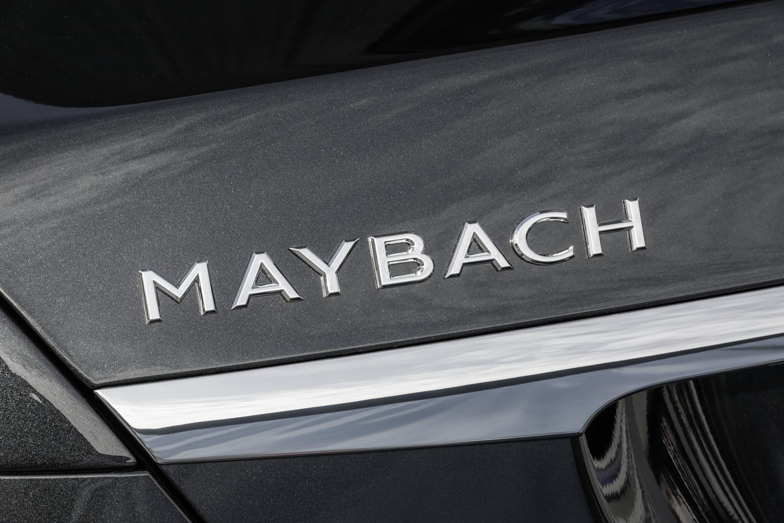 Foto de Mercedes-Benz Clase S Maybach (28/38)