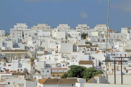 El increíble color de los Pueblos Blancos de España