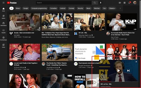 Youtube Continuar Viendo Videos Smartphone Web