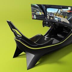 Foto 10 de 19 de la galería simulador-aston-martin-amr-c01 en Motorpasión