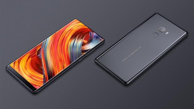 Xiaomi presentará el Mi Mix 2S el 27 de Marzo