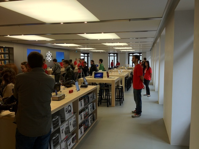 Foto de Apple Store Calle Colón (Valencia) (74/90)