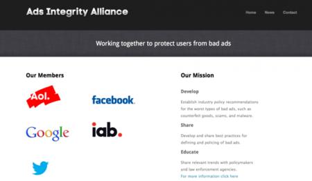 Google, Twitter y Facebook se unen para luchar contra el malware
