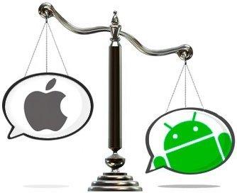 Google Voice en Android vs iOS