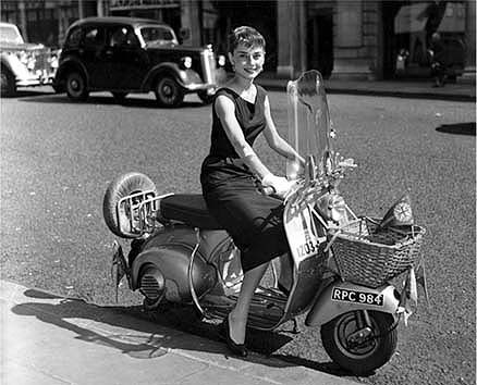 Audrey Hepburn, exposición en Granada