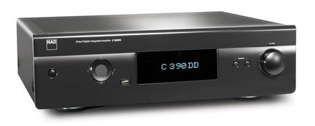 NAD C 390DD,  DAC y amplificador nacido para mejorar el audio de nuestros ordenadores