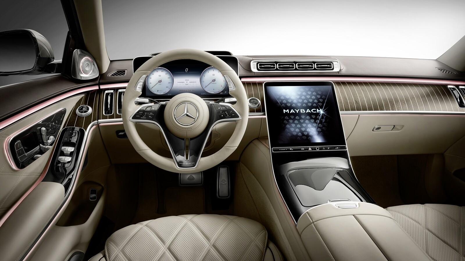 Foto de Mercedes-Maybach Clase S 2021 (8/43)
