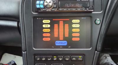 Instalando un Nexus 7 en el coche