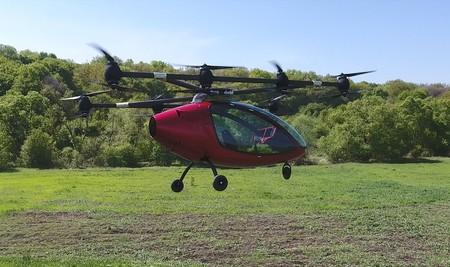 Como salido de la nada, este nuevo coche volador ya ha sido probado y está listo para surcar los cielos