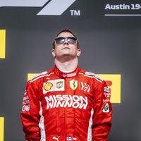CAMBIO DE EQUIPO - Kimi Raikkonen