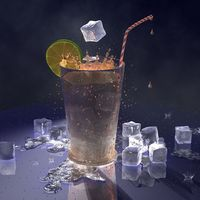 ¿Cómo acaban centenares de bacterias fecales en un cubito de hielo?