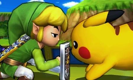 Imagen de la semana: la plantilla de luchadores de Super Smash Bros. for Nintendo 3DS al completo