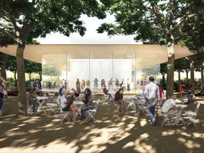 ¿Os acordáis del centro de visitantes del Campus 2? Pues costará 80 millones de dólares