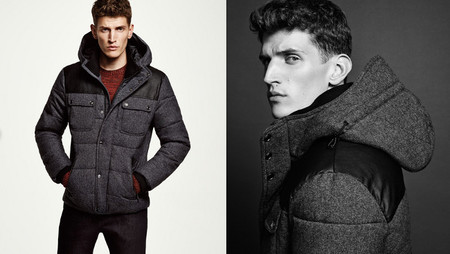 chaqueta acolchada H&M
