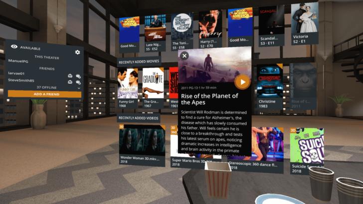 Plex VR