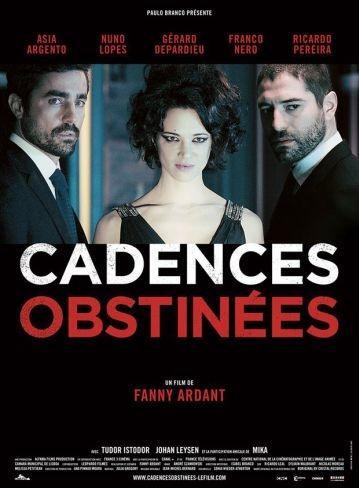 'Cadences obstinées', cartel y tráiler de lo nuevo de Fanny Ardant