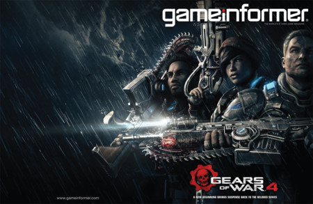 El hijo de un personaje muy querido será uno de los protagonistas de Gears of War 4