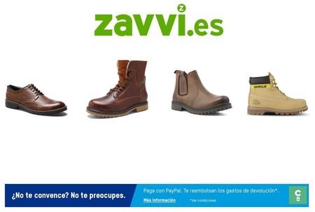 Liquidación de calzado en Zavvi: 40% de descuento adicional en Kickers, Wrangler y Caterpillar con este cupón