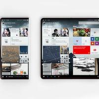 Las patentes en Microsoft no dejan lugar a dudas: piensan en dispositivos con pantallas plegables pero ¿para cuando?