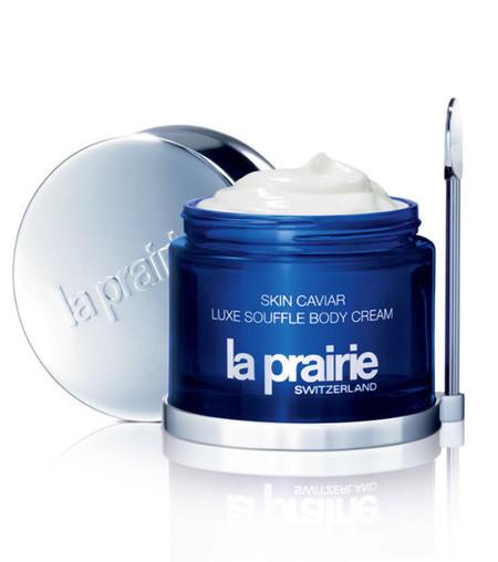 """El Caviar """"Luxe Caresse"""" de La Prairie, para el cuerpo"""