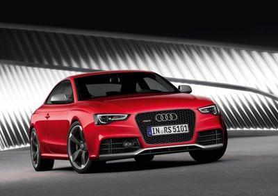 Nuevo Audi RS5, otro que cambia de cara