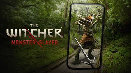 The Witcher: Monster Slayer, el juego de la saga que nos llevará a salir de caza como en Pokémon GO, llegará a los móviles este mes
