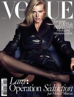 Vogue Paris: Lara Stone