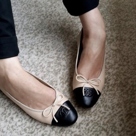 Ballet Flats De Chanel