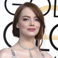Los Globos de Oro 2017 convierten a Emma Stone en la estrella de la noche