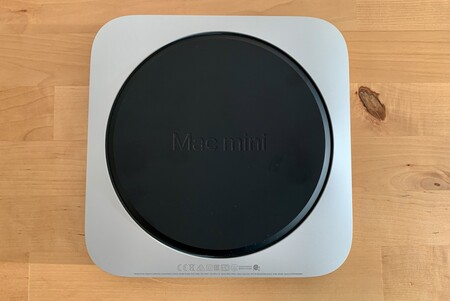 Mac Mini M1 Reverso