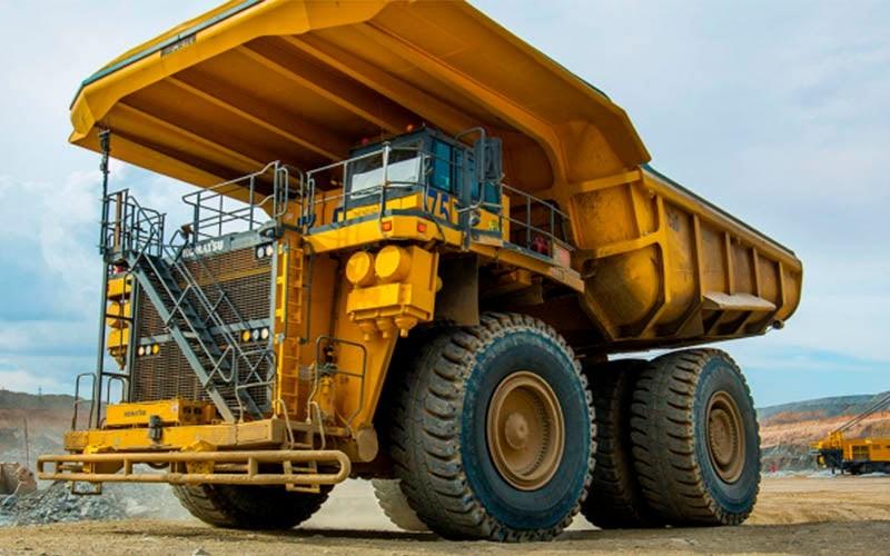 A esta bestia le quieren arrancar su motor diésel para transformarla en el camión minero de hidrógeno más grande del mundo