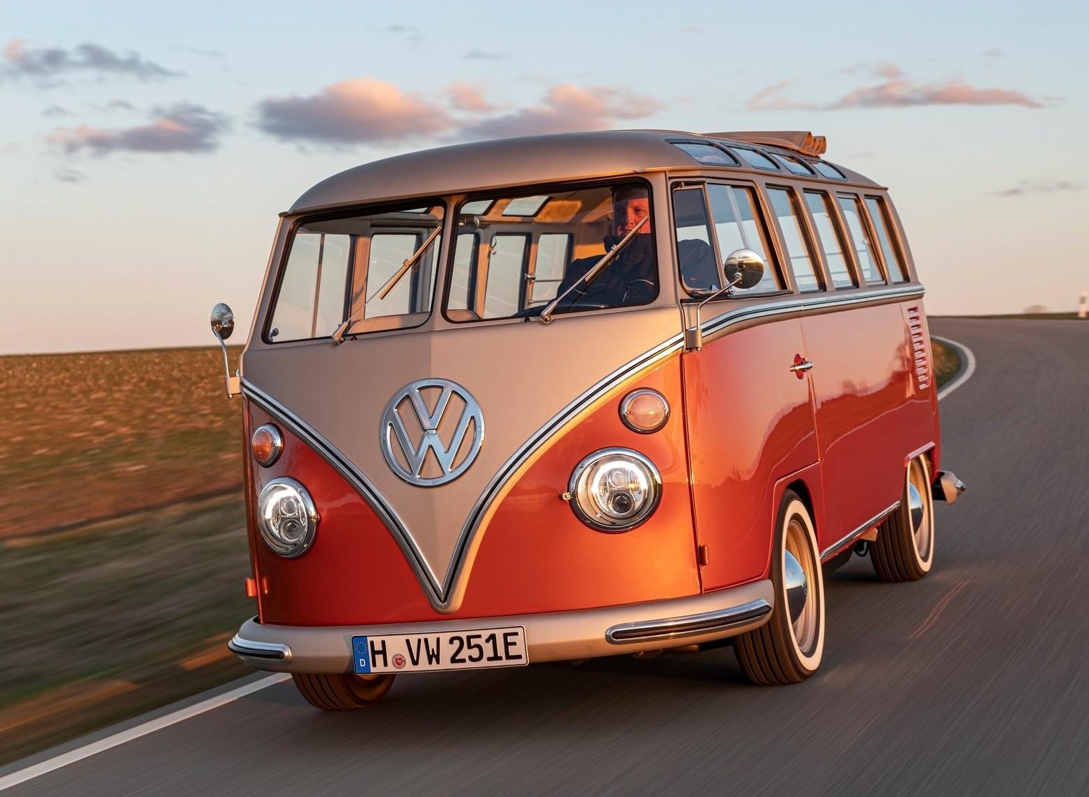 Foto de Volkswagen e-Bulli (4/6)