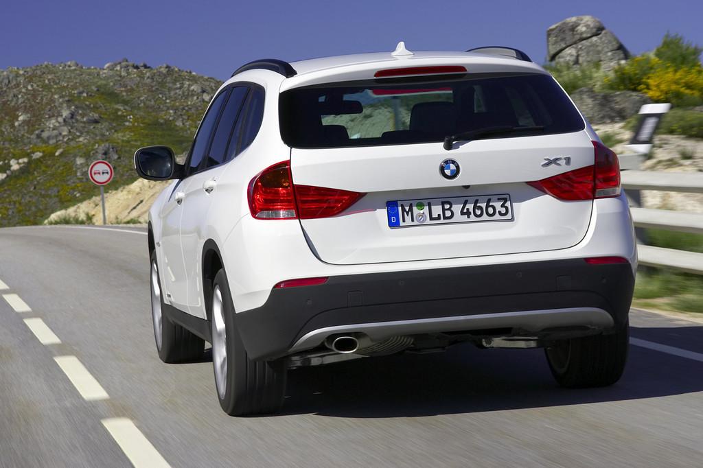 Foto de BMW X1 (30/120)