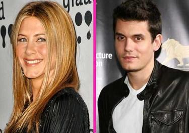 Jennifer Aniston y John Mayer de nuevo revueltos