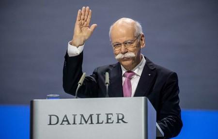 BMW trollea a Dieter Zetsche