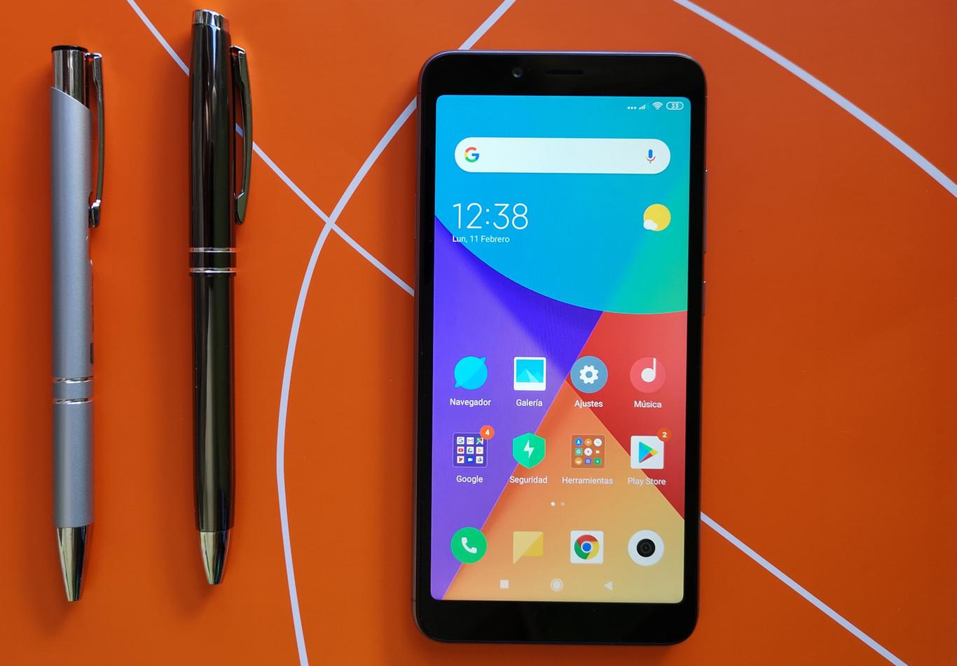 Xiaomi Redmi 6A - Smartphone de 5 45