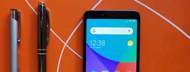 Xiaomi Redmi 6A, análisis: prestaciones básicas a un precio rompedor