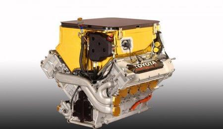 Un Toyota V8 para las 24 horas de Le Mans