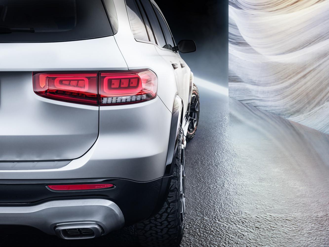 Foto de Mercedes-Benz GLB Concept (24/26)