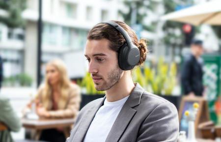Sony WH-CH710N: el fabricante nipón presenta sus nuevos auriculares con cancelación activa de ruido