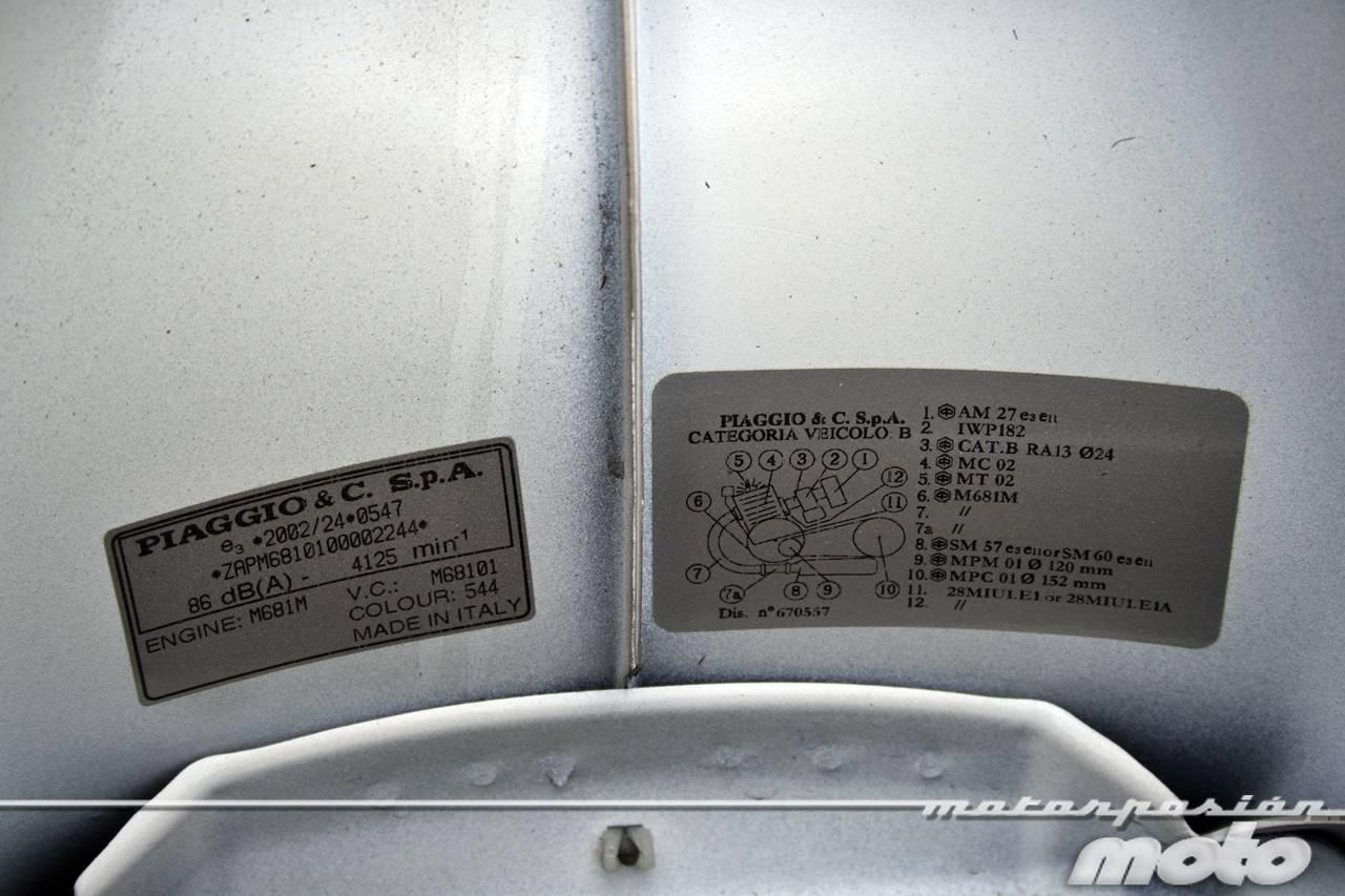 Foto de Vespa S 125 ie, prueba (vídeo, valoración y ficha técnica) (40/43)