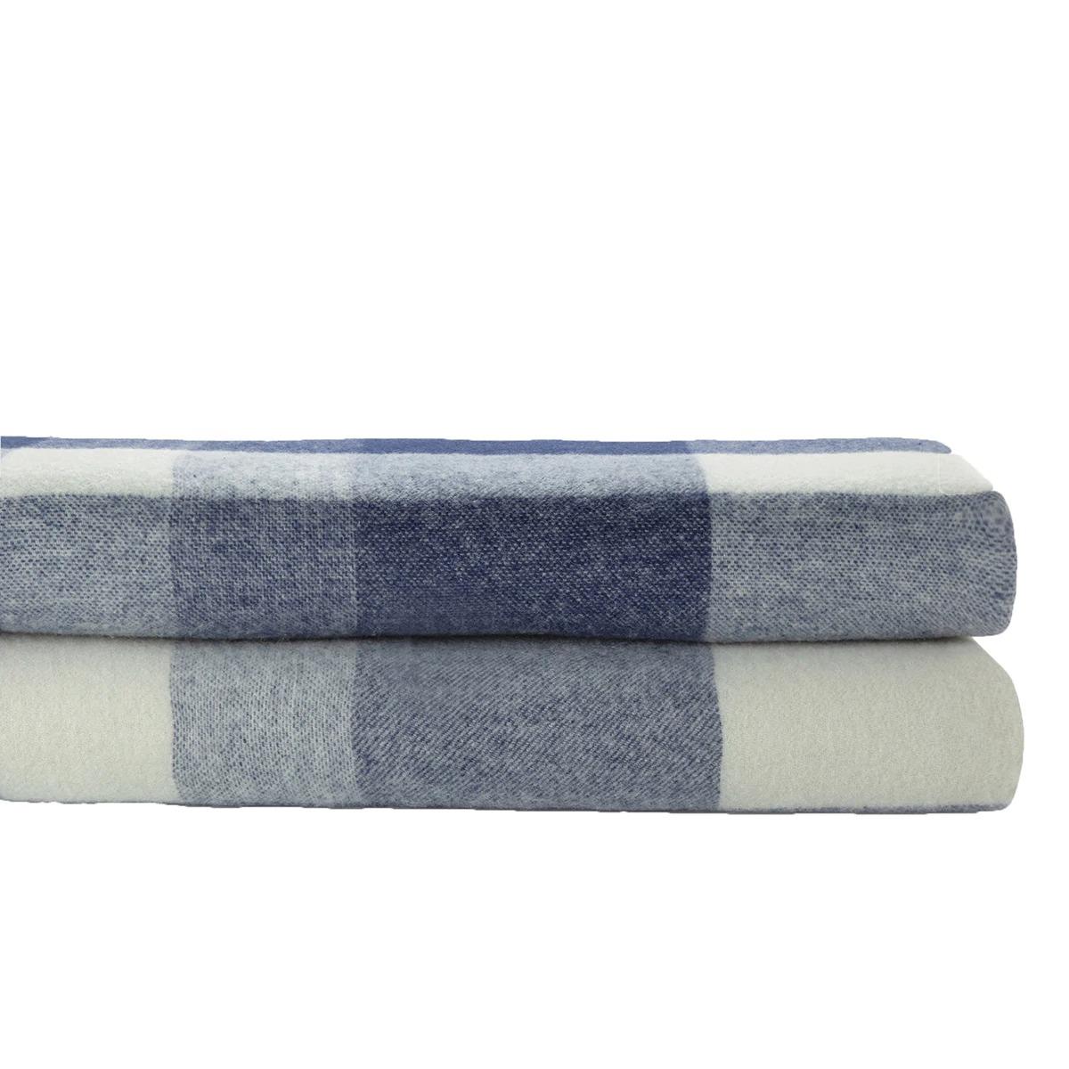 Manta decorativa de lana merino Madison El Corte Inglés