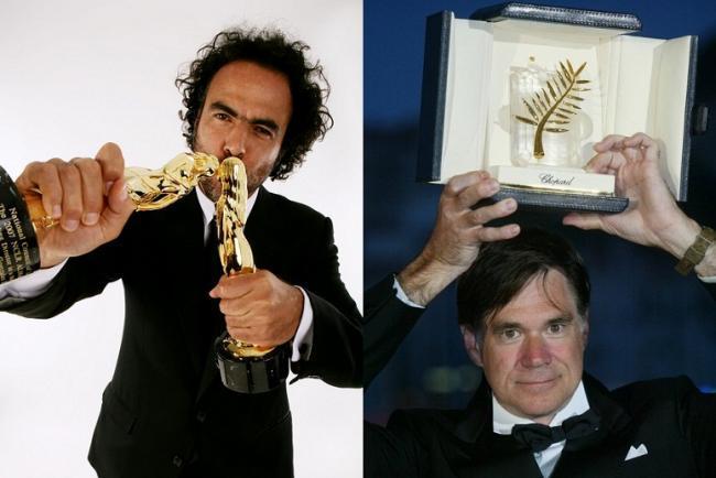 Iñarritu y Van Sant