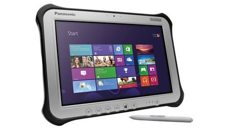 Profeco recomienda dejar de usar la tablet Panasonic Toughpad FZ-G1 en México porque pueden incendiarse
