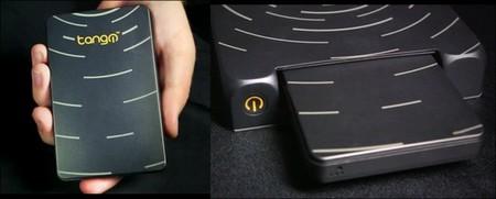 Tango PC, nuevo concepto de ordenador portátil que cabe en la palma de la mano