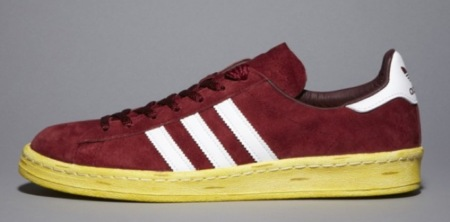 Adidas y Mita, juntas en las zapatillas Campus 80