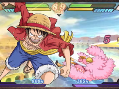 "Así es One Piece: The Great Pirate Arena en movimiento, el ""Extreme Butoden"" de los Sombrero de Paja"