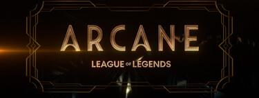 League of Legends: Arcane ya tiene fecha de estreno en Netflix, aunque la serie estará dividida en tres partes